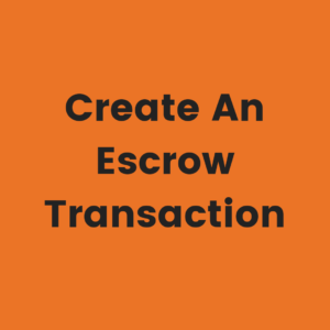 Create Transaction (2)